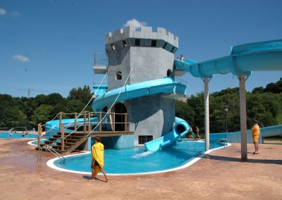 Parque Acuático Área Recreativa de A Magdalena