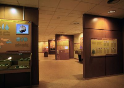 •Museo de Prehistoria y Arqueología de Vilalba (MUPAV)